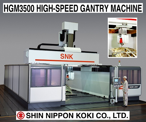 SNK HGM3500